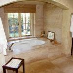 Нотки турецкого хамама в современной ванной