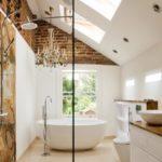 Поворотные окна для мансарды в стиле лофт