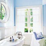 Сочетание классического и круглого окна