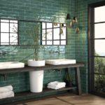 Гармония панорамного окна и интерьера ванной