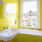 Солнечное настроение в ванной
