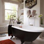 Ванна нестандартного декора