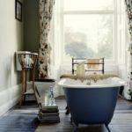 Панорамное окно для ванной в квартире