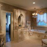 Античный стиль в ванной