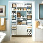 Многофункциональный шкаф для ванной