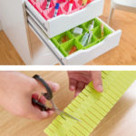Пластиковый разделитель для хранения мелочей