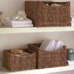 Корзины для полотенец
