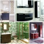 Меблировка ванных комнат