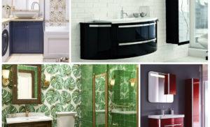 ТОП-10 производителей мебели для ванных комнат 2018–2019 гг.