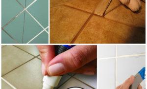 Как обновить затирку между плиткой в ванной: только эффективные способы