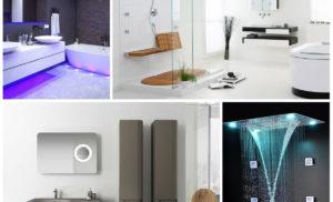 Хай-тек в ванной: полное руководство по оформлению