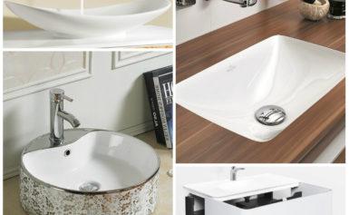 Какую раковину выбрать для современной ванной