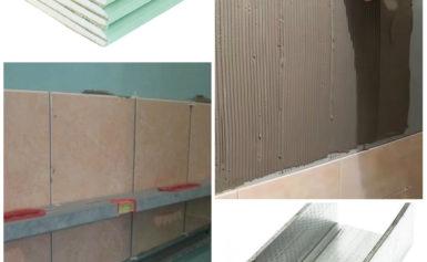 Как клеить плитку на гипсокартон в ванной: выбор материалов и инструкция по монтажу