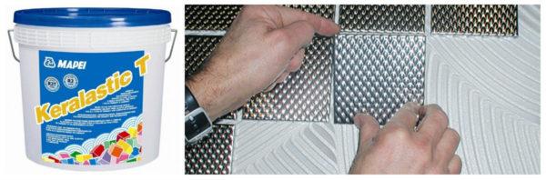Плиточный клей полимерный