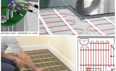 Как правильно сделать электрический теплый пол в ванной