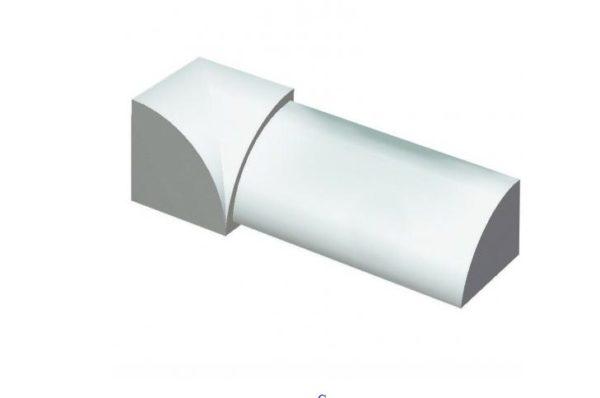 Заглушка капсула для металлических тримов