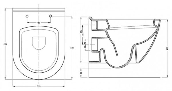 Конфигурация чаши Серел Смарт