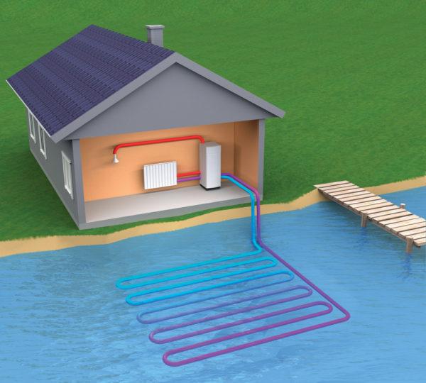 Использование геотермального тепла