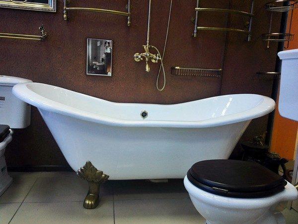 Чугунная ванна Magliezza Julietta
