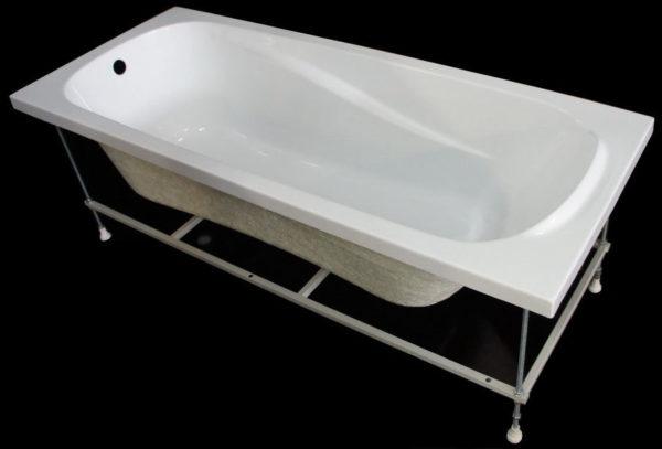 Акриловая ванна Vento Spa Aqua с каркасом