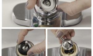 Разбираем смеситель в ванной без оплошностей