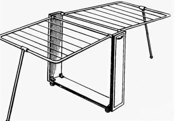 Сушильный стол заводского изготовления