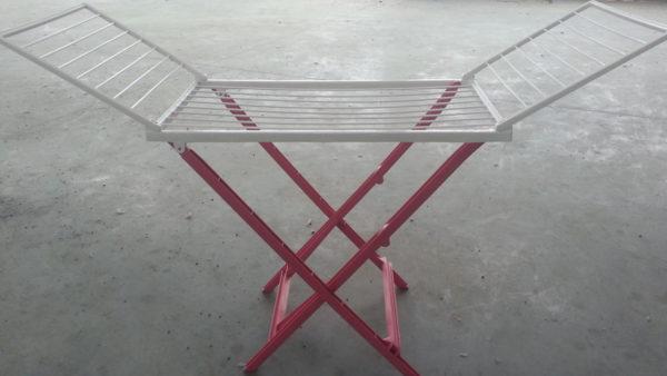 Мобильная сушилка раскладной столик