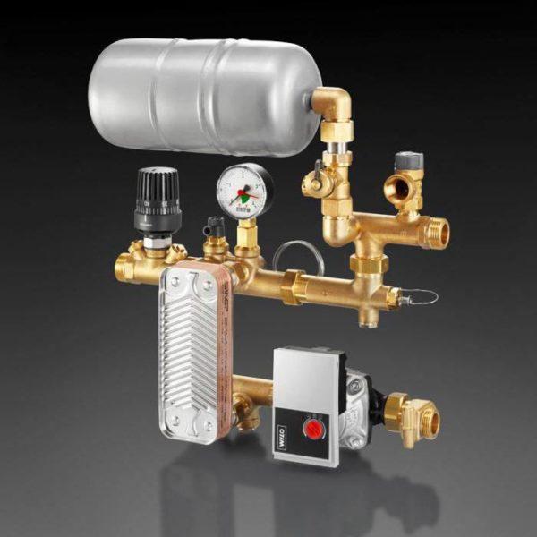 Теплообменник для водяного ТП