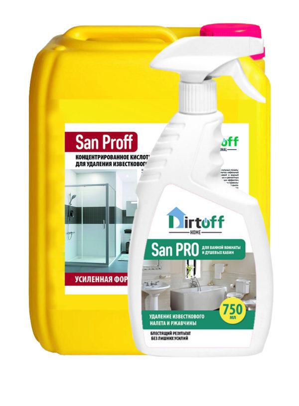 Dirtoff San Pro