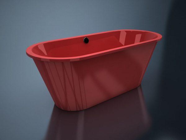Окрашенная ванна Эссе Црета