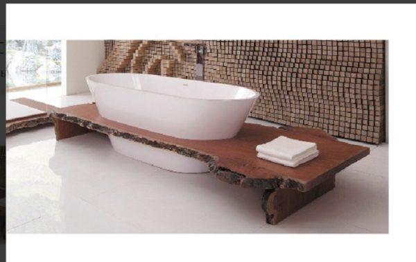 Дизайнерская поставка для ванной