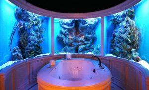 Шесть вариантов оформления ванной в морском стиле