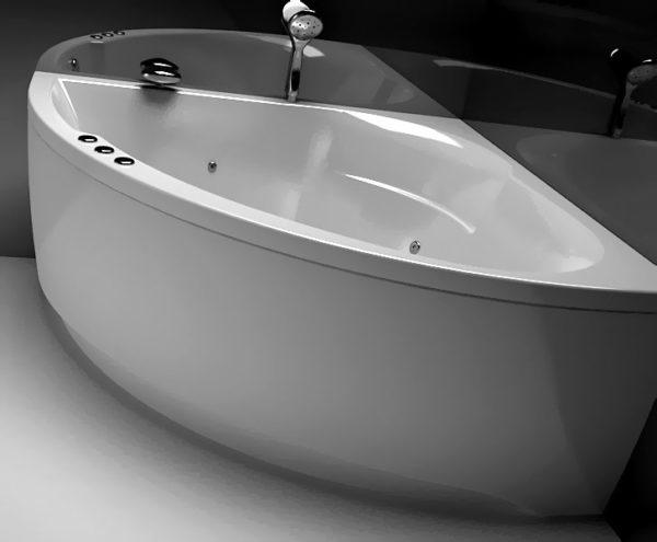 Акриловая ванна Акванет Бали