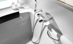 Какие бывают смесители для ванной