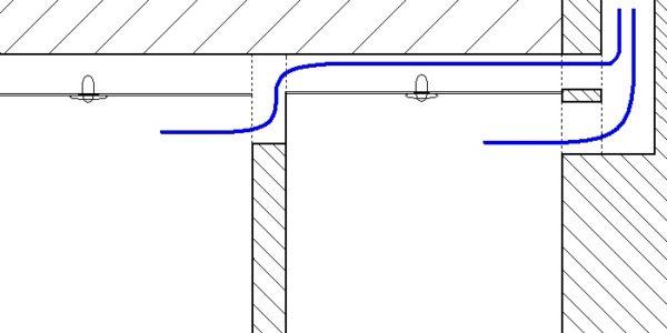 Пластиковый потолок своими руками - монтаж инструкция