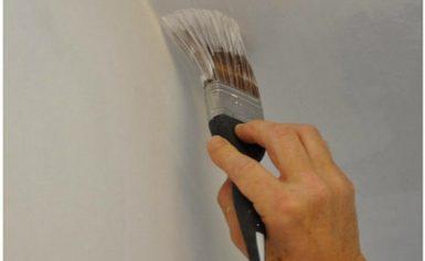 Какая краска лучше для потолка в ванной комнате