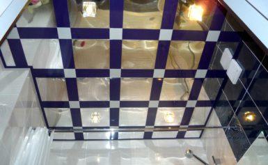 Подвесные потолки: обзор решений для ванной