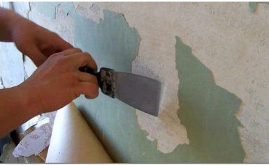 Как быстро убрать краску со стен в ванной — все способы