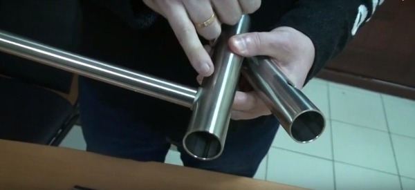 Специальный способ сварочного соединения производителя Тера