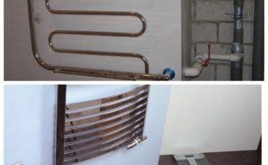 Сравнение плюсов и минусов электрических и водяных полотенцесушителей