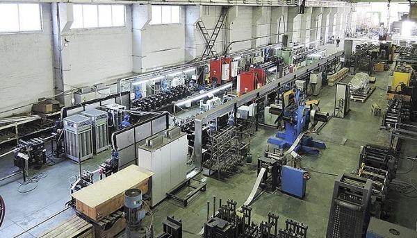 Заводской цех