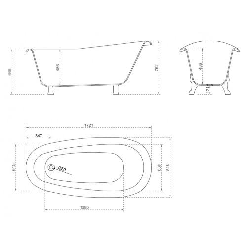 Размеры AB9292