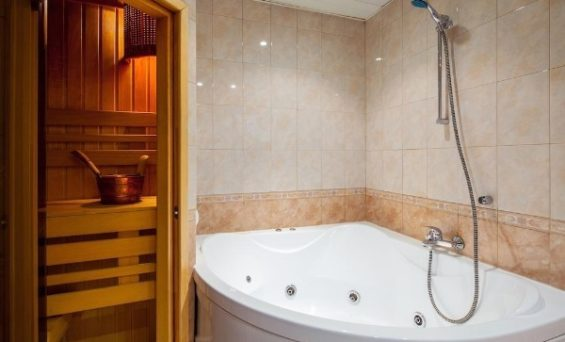 Как правильно сделать сауну в ванной многоквартирного дома