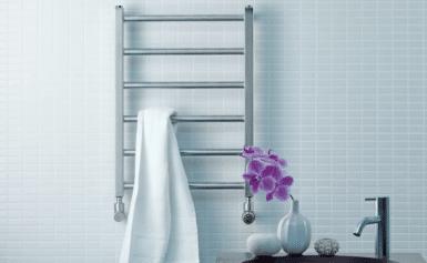 Как правильно подключить полотенцесушитель к стояку горячей воды